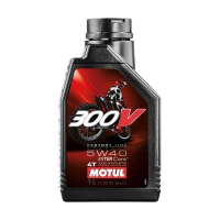 MOTUL 300V 4T Factory Line Off Road 5W40, 1л 104134