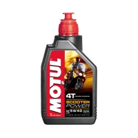 MOTUL Scooter Power 4T MA 5W40, 1л 105958